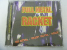 LAFULL METAL RACKET NU METAL UNITY PRODUCTIONS  RARE LIBRARY SOUNDS MUSIC CD