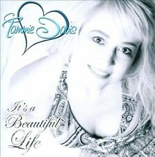 TAMMIE DAVIS-It's A Beautiful Life/LINCOLNTON NC.sonny garrish/Female COUNTRY/Cd