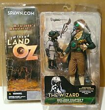 Mcfarlane Twisted Land of Oz The Wizard Horror Figure Spawn Monsters Comic