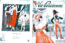 LA VIE PARISIENNE, N°18 de 1933, Hérouard-Fournier-Pavis