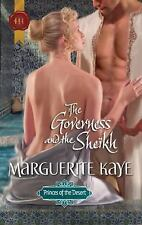 The Governess and the Sheikh-ExLibrary