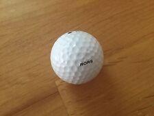 Rory Mcilroy Round Used Nike Golf Ball