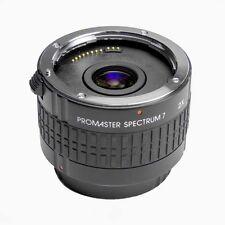 Promaster 2X Autofocus Teleconverter - Canon EOS