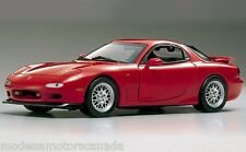 MAZDA RX-7 EFINI RHD RED FD-3S BRAND NEW IN DAMAGED BOX 1:18 BY KYOSHO LAST ONE