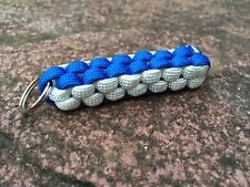 BMW Colours Paracord Keyring Keychain