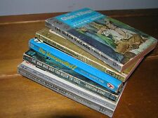 Lot of Vintage 1st Printing Small Pocket Paperback Mystery Books – Ellery Queen