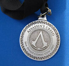 ASSASSIN'S CREED MEDALLION PROMO COMICON 2007