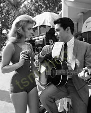 Ann Margret with Elvis Presley 8x10 Photo 037