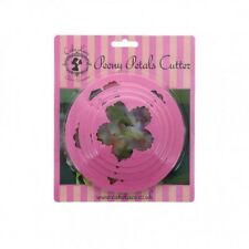 Peony Petals Cutters Set By Cake Lace