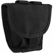 NcSTAR VISM Black CVHCP2973B MOLLE SWAT Law Enforcement Modular Handcuff Pouch