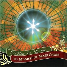CD We Have Seen His Star. The Mississippi Mass Choir. Black Gospel Music