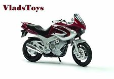 Welly 1:18 2 Wheeled Legends Motorcycles Yamaha 2001 TDM 850 M2R04  USA Dealer