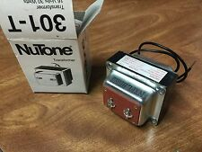 *NEW* Nutone 301-T Transformer IMA3303 IM3303 Chime Door 16 Volts 30 Watts
