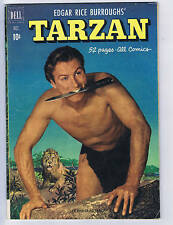 Tarzan #25 Dell 1951