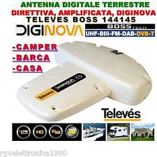 TELEVES DIGINOVA Alto Guadagno BOSS-TECH LTE