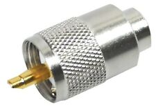 PL259 Spina Standard - 6mm Connector for RG58 e cavo simili