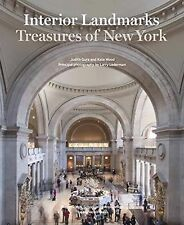 INTERIOR LANDMARKS - KATE WOOD JUDITH GURA (HARDCOVER) NEW