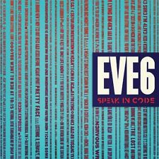 EVE 6-SPEAK IN CODE  VINYL LP NEW