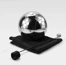 Sliver Zombie Floating Ball with foulard,big size,ball diamter 15cm,stage magic
