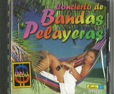 Concierto De Bandas Pelayeras Latin Music CD New