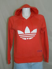 ADIDAS FELPA SWEAT T-SHIRT HOODIE MAGLIA DONNA WOMAN 40  6563