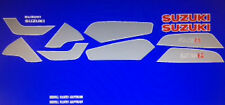 SUZUKI GSX750ES RESTORATION DECAL SET 1983