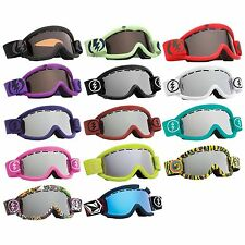 NEW Electric EG1K boys youth  kids junior jr ski snowboard goggles 2014 Msrp$65