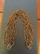 Brown Fresh Water Pearl Necklace