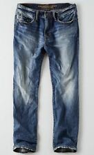American Eagle Men's Relaxed Straight Jeans - Medium Wash - 42x34 - NWT