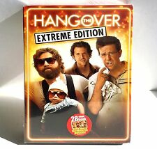 The Hangover: Extreme Edition (2-Disc DVD, 2010 Rated/Unrated) Brand New !