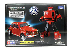 TAKARA Transformers Masterpiece MP-21R BUMBLEBEE Red Body LTD Ver action figure