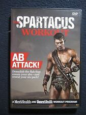 Spartacus Workout Ab Attack
