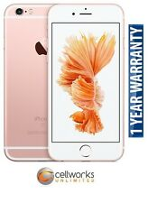 Apple iPhone 6s l Unlocked l 16GB l ATT l TMOBILE l VERIZON l SPRINT l ROSE GOLD