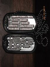 military dog tags military id tags medals pins ribbons veteran personal id