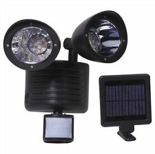 22 LED SOLAR POWER RECHARGEABLE PIR MOTION OUTDOOR SENSOR SECURITY LIGHT GARDEN