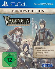 Sony Playstation 4 PS4 Spiel Valkyria Chronicles Remastered - Europa Edition
