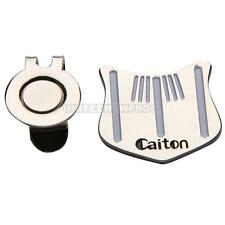 Pro Brand New Golf Putting Alignment Aiming Tool Ball Marker Magnetic Hat Clip #