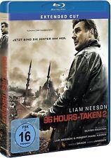 96 HOURS - TAKEN 2 (Liam Neeson, Famke Janssen) Blu-ray Disc NEU+OVP