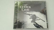 "ORIGINAL SOUNDTRACK ""COTTON CLUB"" CD JOHN BARRY 15 TRACKS BANDA SONORA OST"