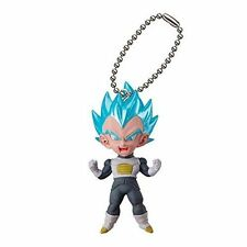 Dragon Ball Z GT KAI Vegeta HG UDM Burst Key Chain Mini Figure Bandai