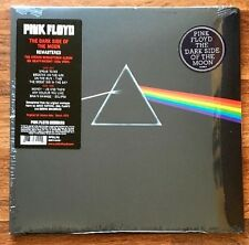 Pink Floyd - Dark Side Of The Moon LP [Vinyl New] 180gm LP Gatefold {Remastered}