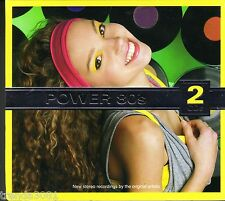 POWER 80S 2CD Digipak Classic Greatest TIFFANY BERLIN TASTE OF HONEY New