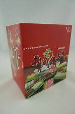 Orcara Chinese Hotpot Food Miniature re-ment set X 8