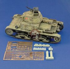 Royal Model 1/35 Carro Armato M13/40 & Semovente Comando M40 Update (Tamiya) 596