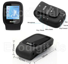NEW BLACK RUIZU 20GB SPORTS MINI LOSSLESS MP3 MP4 PLAYER MUSIC VIDEO FM TUNER