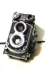 Rare! Minolta Autocord CDS II Type TLR Camera.