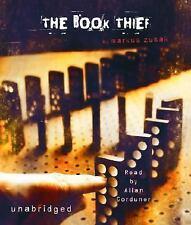 The Book Thief by Markus Zusak (2006, CD, Unabridged)