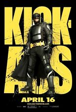 POSTER KICK ASS COMIC NICOLAS CAGE COMICS THE MOVIE #1