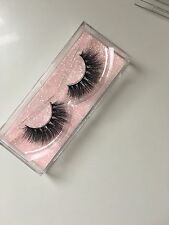 100% 3D Mink False Eyelashes Similar To Unicorn Raven And Mykonos Lilly Lashes