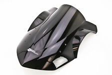 11-16 Ninja 1000 Zero Gravity Double Bubble Dark Smoke Windscreen  16-231-19